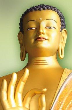 Kadampa Buddha 1