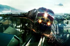 delusions are like a runaway train