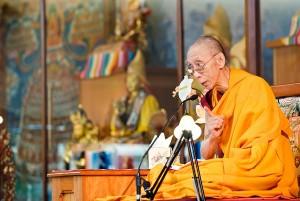 Geshe Kelsang Gyatso Summer Festival 2009
