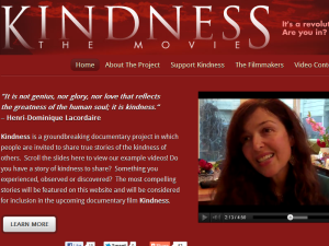 Kindness the Movie Eva Ilona Brzeski