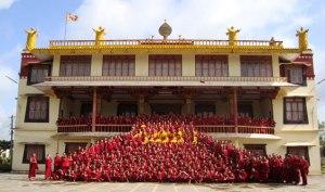 Shar Gaden Monastery