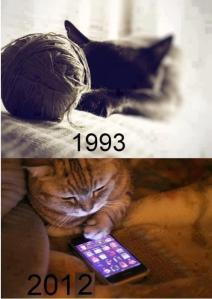 what has really changed in our lives