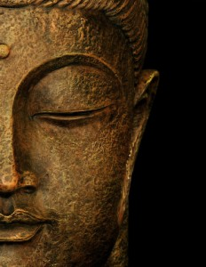 Buddha and meditation