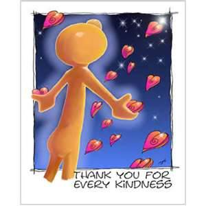 thank you for kindness