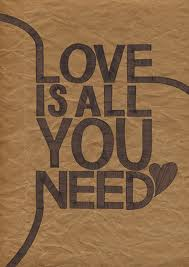 love is all you need in Buddhism