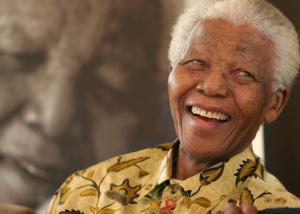 SOUTH AFRICA MANDELA