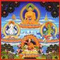 four Kadampa lineage Buddhas