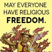 May everyone have religious freedom Dalai Lama and Dorje Shugden