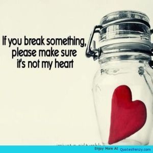 heart break
