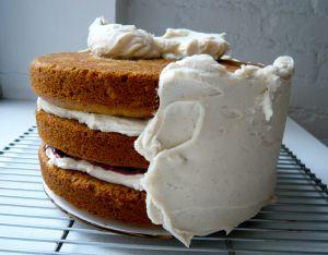 icing on cake