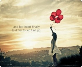 Letting Go 1