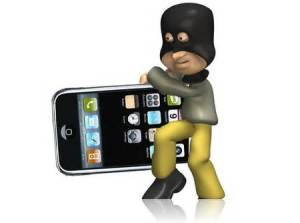 theft of iphone
