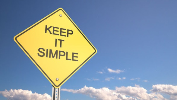 Image result for Keep it simple