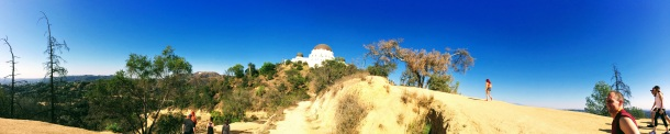 Rigpa in Griffith Park.JPG