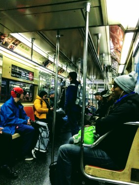 New York subway 1