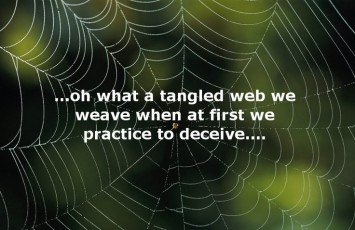 6. tangled web