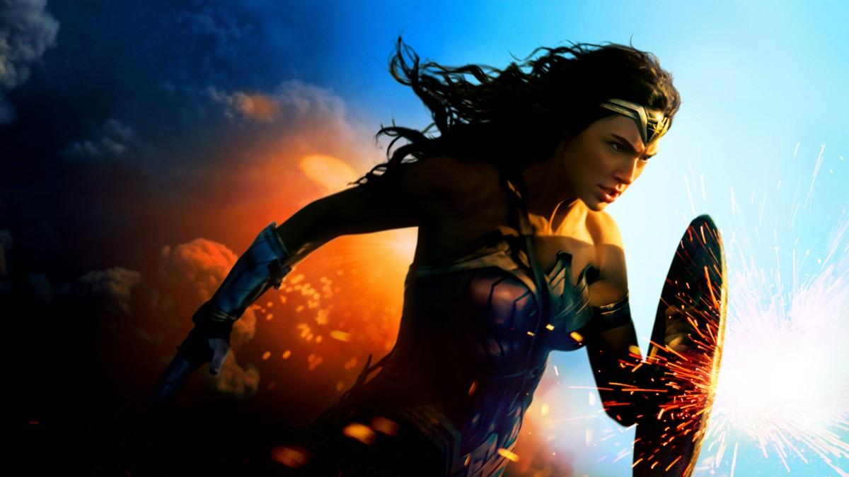 Becoming Wonder Woman
