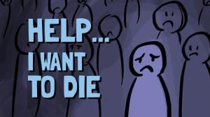 help i want to die