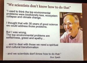 quote from scientists