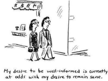 contradictory desires