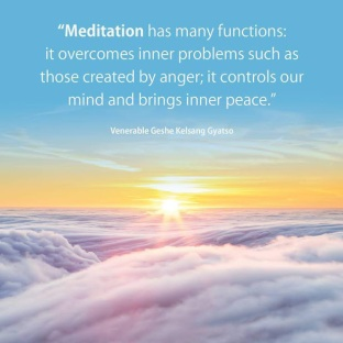 meditation and inner peace