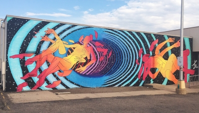 Denver graffitti
