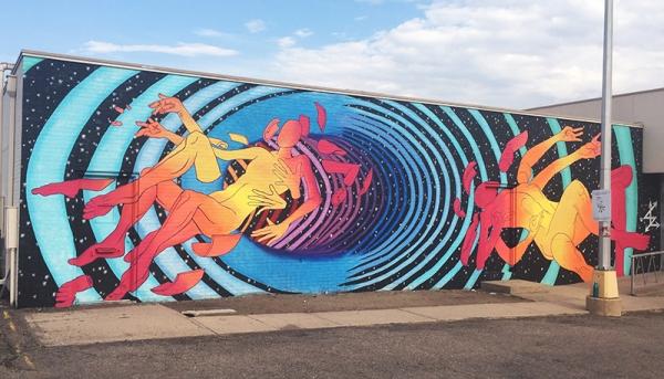 Denver graffitti
