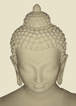 Kadampa Buddha 4