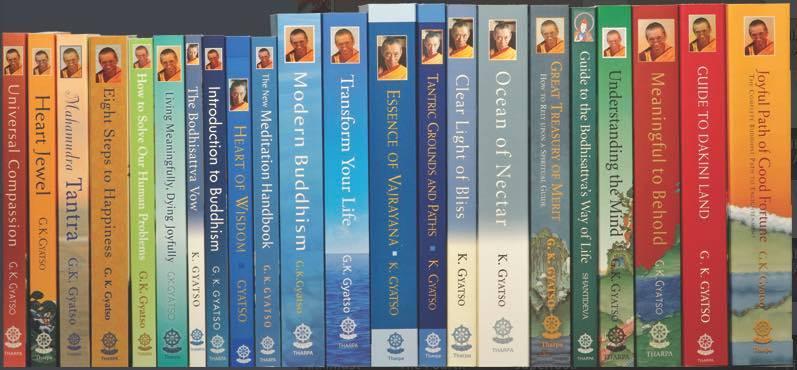 Tharpa books