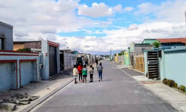 kids in Khayelitsha