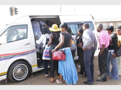Taxi in SA