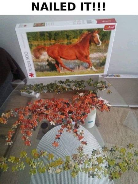 nailed it jigsaw